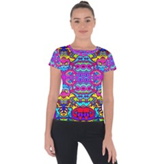 Donovan Short Sleeve Sports Top