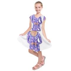 1 169963 0 1 1 Kids  Short Sleeve Dress