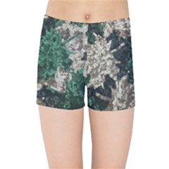 African Sequince Kids Sports Shorts
