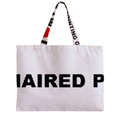 I Love My Wirehaired Pointing Griffon Zipper Mini Tote Bag