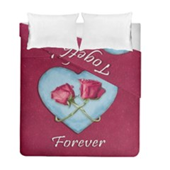 Love Concept Design Duvet Cover Double Side (full/ Double Size)