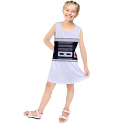 Video Game Controller 80s Kids  Tunic Dress