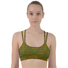 Sunshine And Flowers In Life Pop Art Line Them Up Sports Bra