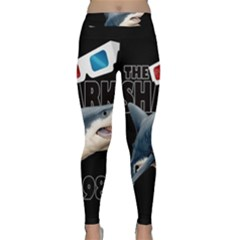 The Shark Movie Classic Yoga Leggings