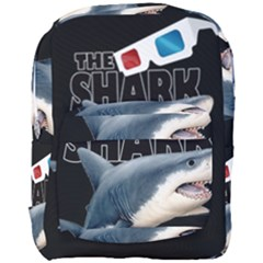 The Shark Movie Full Print Backpack