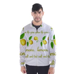 When Life Gives You Lemons Wind Breaker (men)