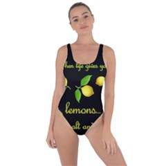 When Life Gives You Lemons Bring Sexy Back Swimsuit