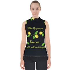 When Life Gives You Lemons Shell Top