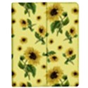 Sunflowers pattern Apple iPad Mini Flip Case View1