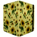 Sunflowers pattern Apple iPad Mini Flip Case View4