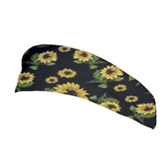 Sunflowers Pattern Stretchable Headband