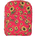 Sunflowers pattern Full Print Backpack View1