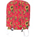 Sunflowers pattern Full Print Backpack View2