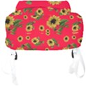 Sunflowers pattern Full Print Backpack View4
