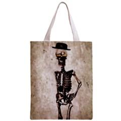 Mr  Bones Classic Tote Bag