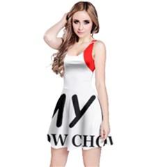 Chow Chow Love Reversible Sleeveless Dress