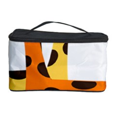 Giraffe Africa Safari Wildlife Cosmetic Storage Case
