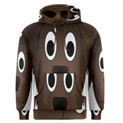 Dog Pup Animal Canine Brown Pet Men s Pullover Hoodie