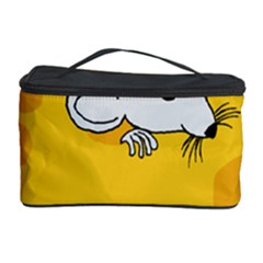 Rat Mouse Cheese Animal Mammal Cosmetic Storage Case