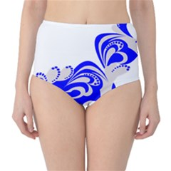 Skunk Animal Still From High Waist Bikini Bottoms