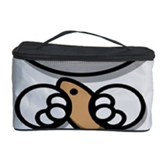 Bear Polar Bear Arctic Fish Mammal Cosmetic Storage Case