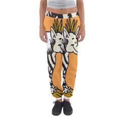 Zebra Animal Alphabet Z Wild Women s Jogger Sweatpants