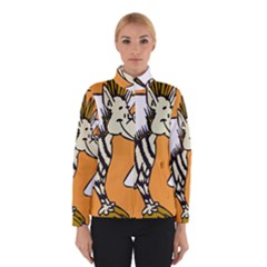 Zebra Animal Alphabet Z Wild Winterwear