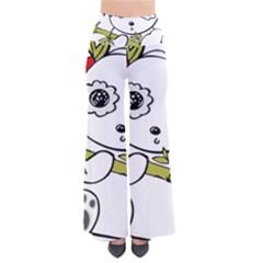 Panda China Chinese Furry Pants