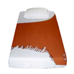 Irish Setter Silo Color Fitted Sheet (single Size)