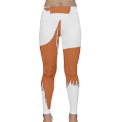 Irish Setter Silo Color Classic Yoga Leggings