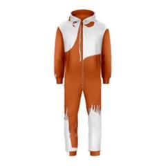 Irish Setter Silo Color Hooded Jumpsuit (kids)