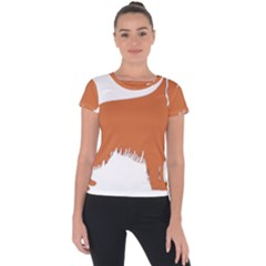 Irish Setter Silo Color Short Sleeve Sports Top