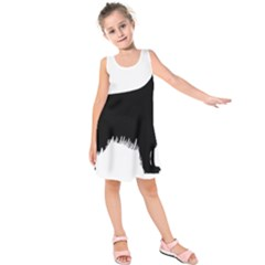 Irish Setter Silo Kids  Sleeveless Dress