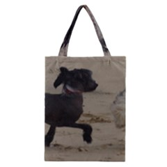 2 Chinese Crested Playing Classic Tote Bag