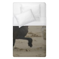 2 Chinese Crested Playing Duvet Cover (single Size)