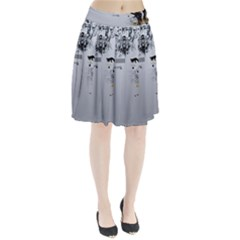 Girl Boy Dance Style Patterns  Pleated Skirt
