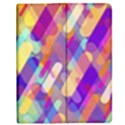Colorful abstract background Apple iPad Mini Flip Case View1