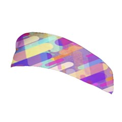 Colorful Abstract Background Stretchable Headband