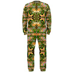 Star Shines On Earth For Peace In Colors Onepiece Jumpsuit (men)