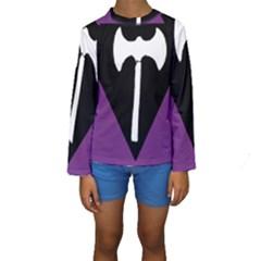 Labry Kids  Long Sleeve Swimwear