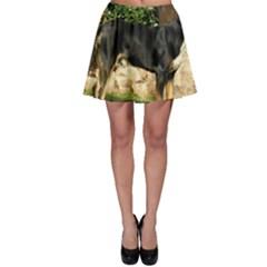 Gsmd Full Skater Skirt