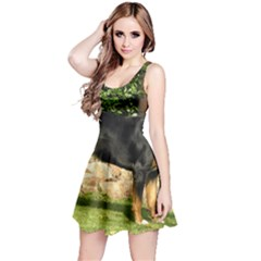 Gsmd Full Reversible Sleeveless Dress