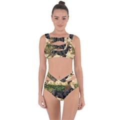Gsmd Full Bandaged Up Bikini Set