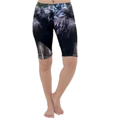 Giant Schnauzer Cropped Leggings