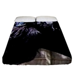 Giant Schnauzer Fitted Sheet (california King Size)