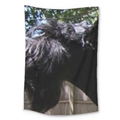 Giant Schnauzer Large Tapestry