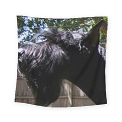 Giant Schnauzer Square Tapestry (small)