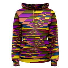Autumn Check Women s Pullover Hoodie