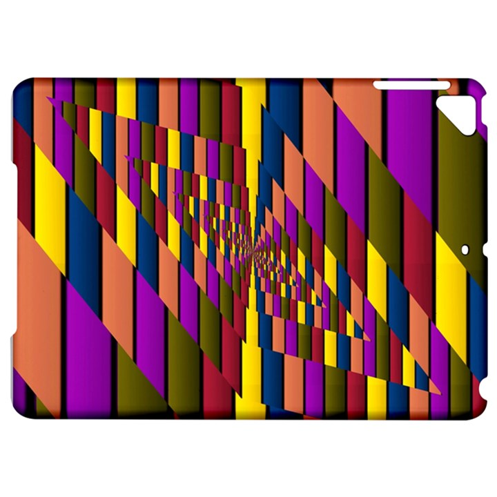 Autumn Check Apple iPad Pro 9.7   Hardshell Case
