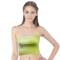 Green Soft Springtime Gradient Tube Top